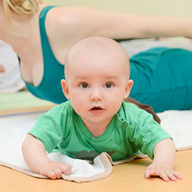 Mother & Baby Yoga