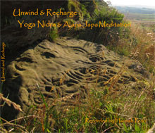 Unwind and Recharge - Yoga CD Recorded by Hannah Penn