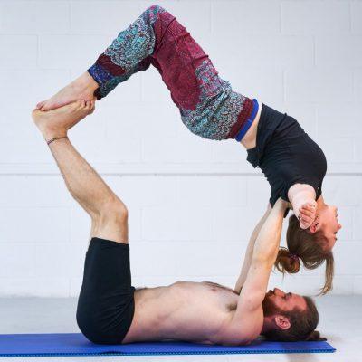 acro yoga poses pdf