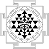 feature - Sri-Yantra