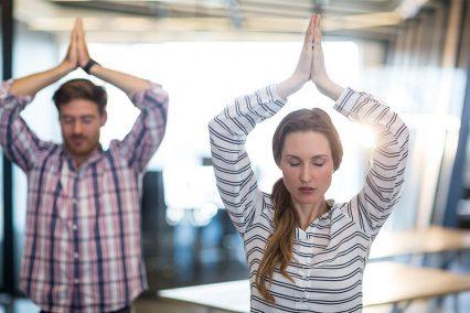 Office Yoga, Sheffield